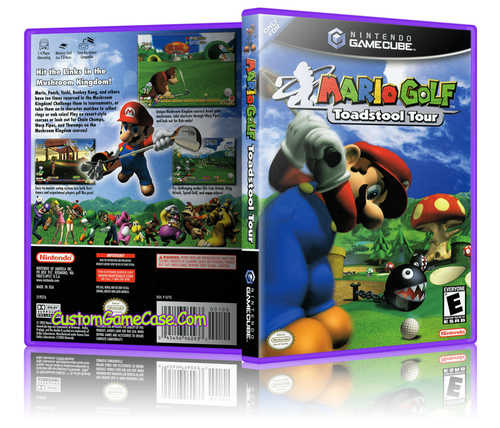 Mario Golf Toadstools Tour