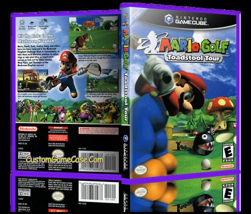 Mario Golf Toadstools Tour