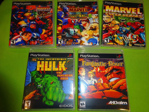Marvel vs Capcom Bundle