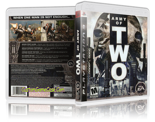Army of Two cover