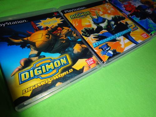 digimon world playstation 1