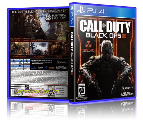 Duty Black Ops Iii Ps4 Game - Nnvewga