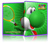 Mario Power Tennis - Nintendo GameCube GC - Empty Custom Replacement Game Box Case