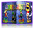 Mario Party 5 - Nintendo GameCube GC - Empty Custom Replacement Game Box Case