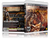 God of War 3 - Sony PlayStation 3 PS3 - Empty Custom Replacement Case