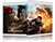 Just Cause 2 - Sony PlayStation 3 PS3 - Empty Custom Replacement Case