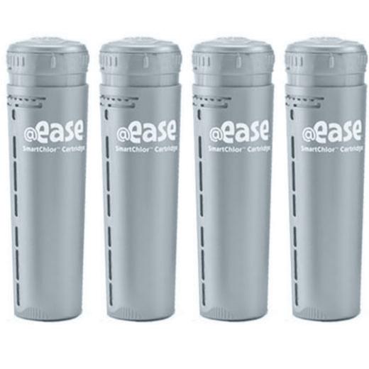 FROG @ease In-Line SmartChlor Cartridge Four Pack Deal