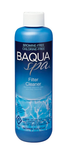 Baqua Spa Cartridge Filter Cleaner 16oz