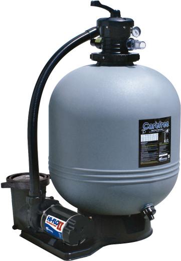 "WaterWays Carefree 22"" Sand Filter with 1.5 h.p. 2-speed Pump"