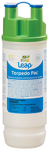 King Technology Frog Leap Torpedo Pac 01-03-7937