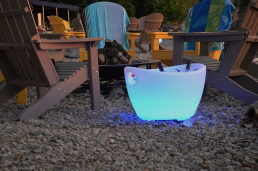 The Maui LED Ice Chest by Main Access