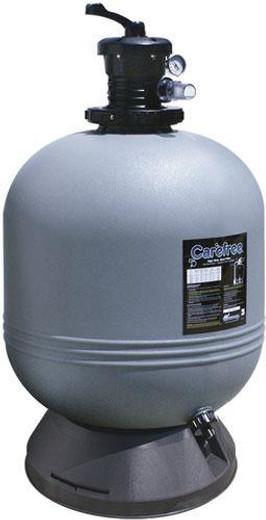 "Waterways Plastics Carefree 19"" Sand Filter Tank with Multiport Valve"