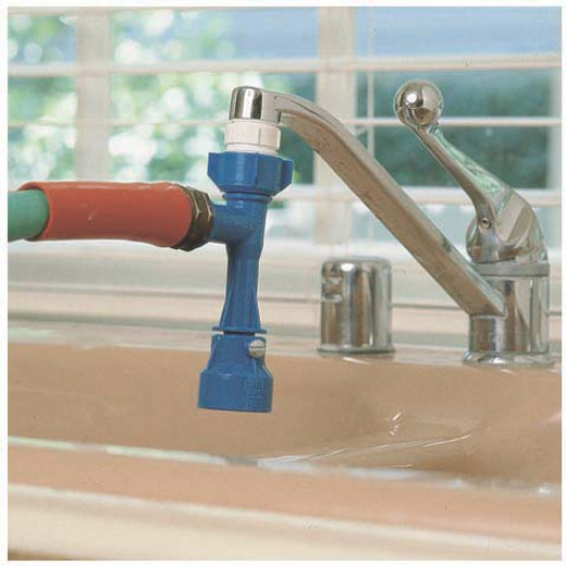 Spa and Patio Cleaning Supplies: Garden Hose Faucet Adapter by Essentials 4800