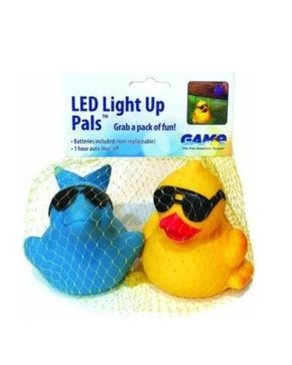 GAME LED Light Up Pals Two Pack