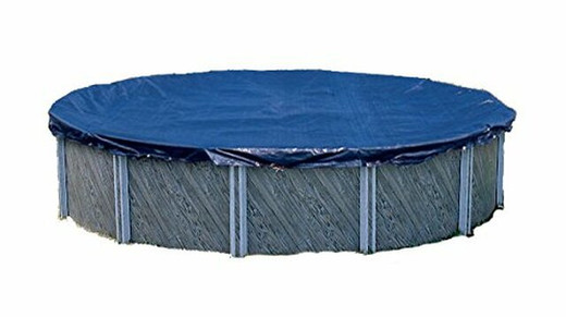 24 ft Round Deluxe Winter Pool Cover  - 8 Year Warranty