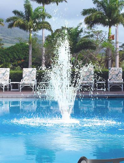 HydroTools Grecian Pool Fountain