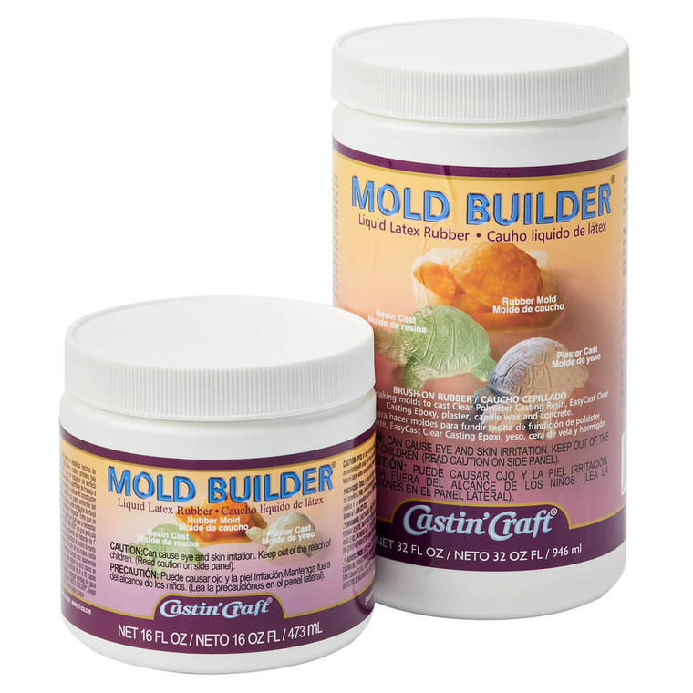 Mold Builder Liquid Latex Rubber- Commercial