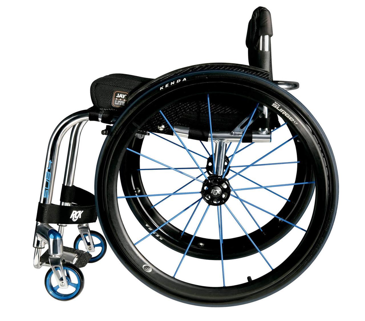 RGK Tiga Sub4 Rigid Wheelchair