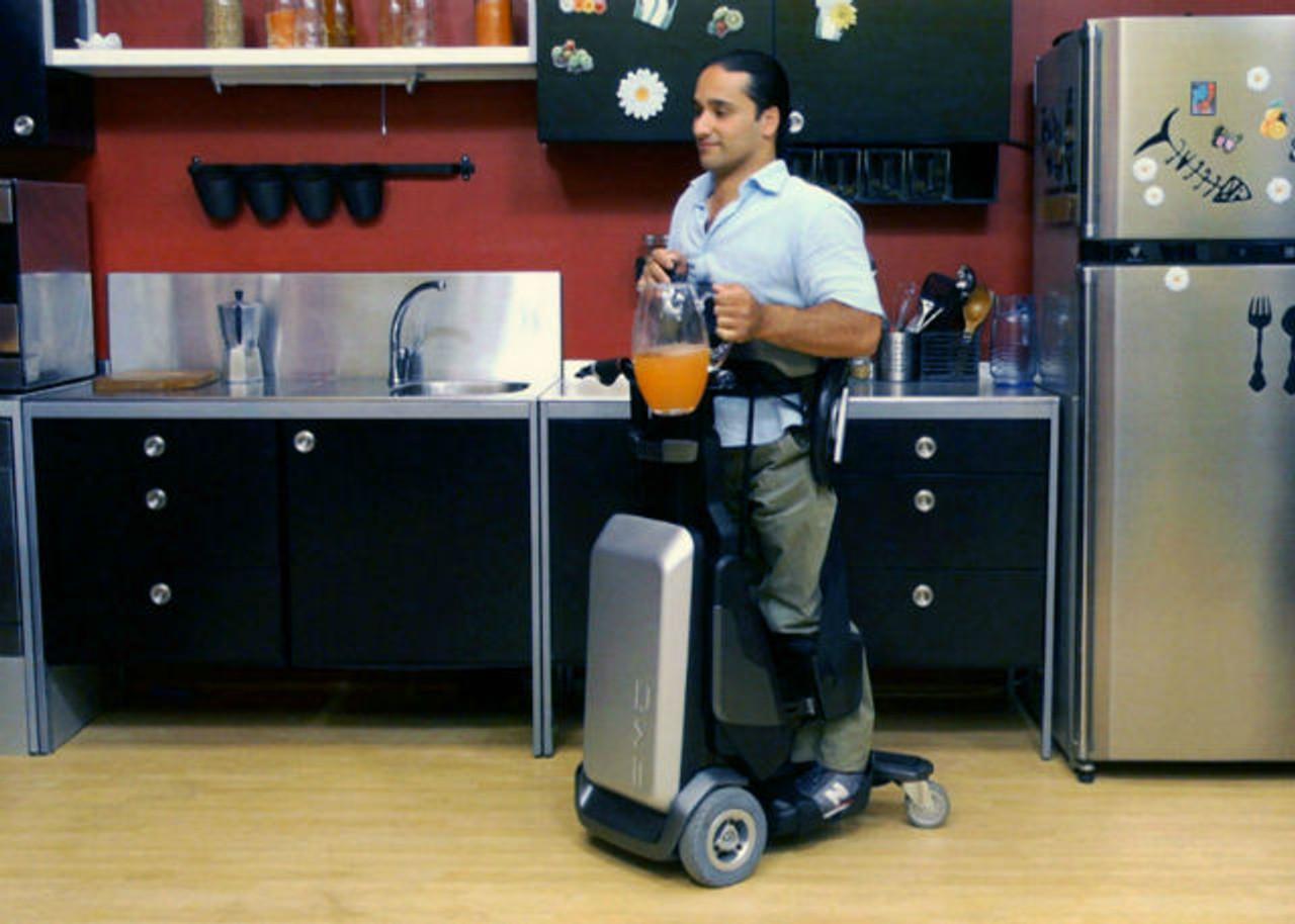 Matia Robotics T.E.K. Robotic Mobility Device