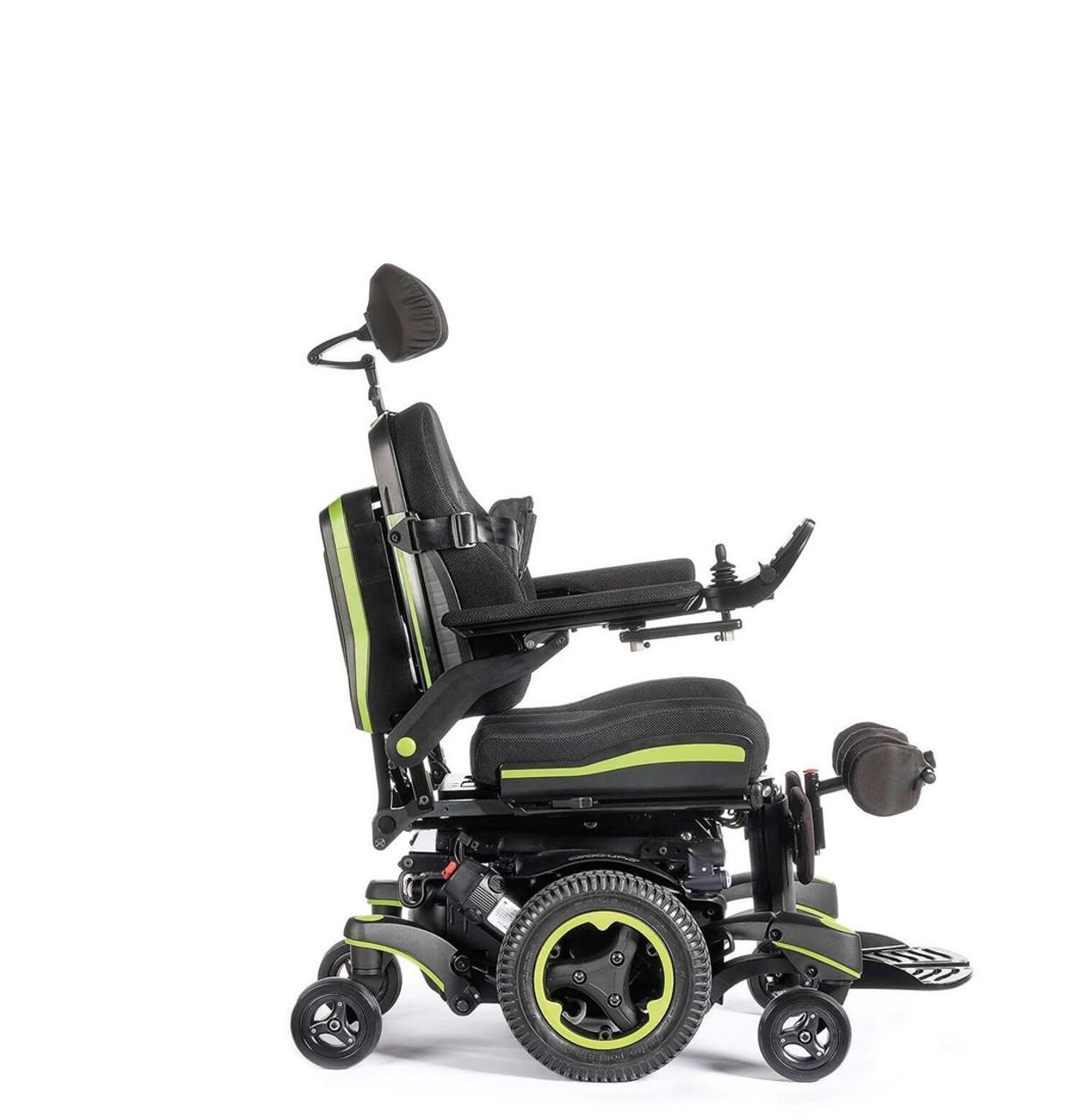Quickie Q700-UP M SEDEO ERGO Standing Wheelchair