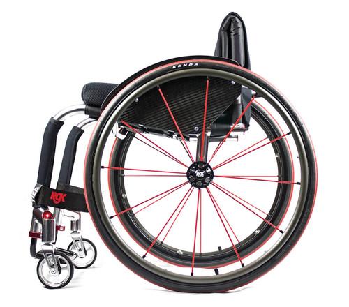 RGK Tiga Rigid Wheelchair