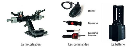 Light Drive Power Assist