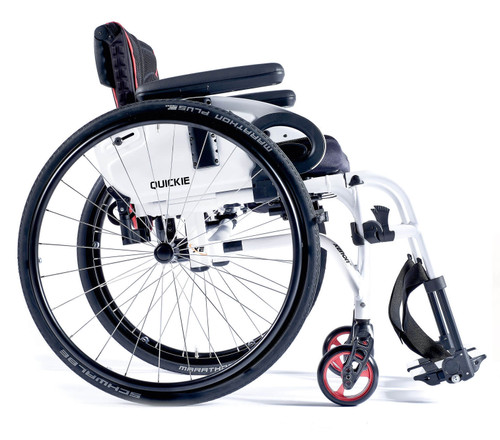 Quickie Xenon 2 SA Folding Wheelchair
