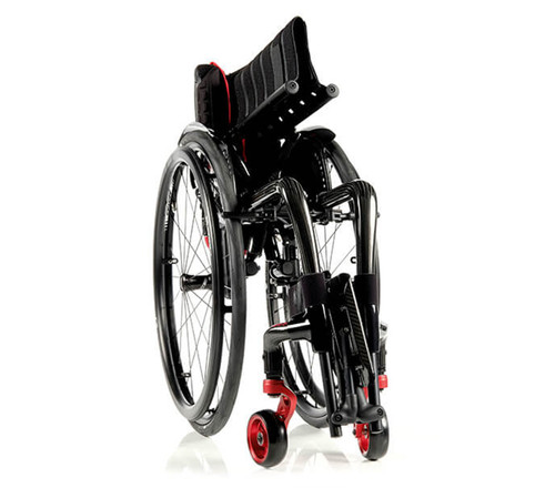 Quickie Krypton F Folding Wheelchair