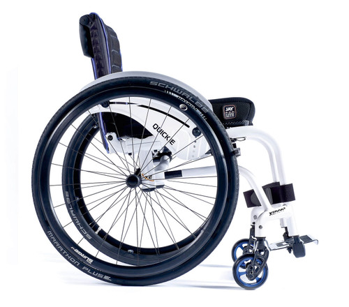 Quickie Xenon 2 Dual Folding Wheelchair