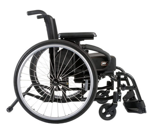 QXi Folding Wheelchair