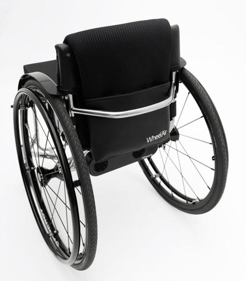 WheelAir back upholstery