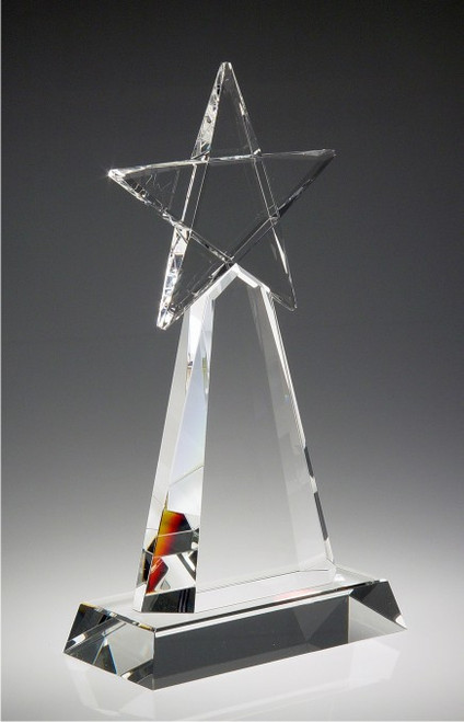 STARDOM CRYSTAL AWARD