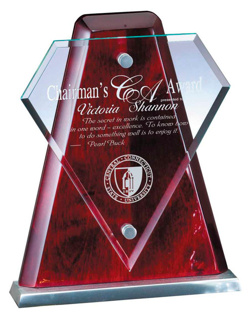Free engraving on glass. Quantity Discounts available