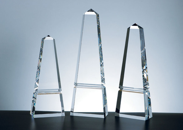 CRYSTAL SUPER GROOVE OBELISK, 3 sizes available