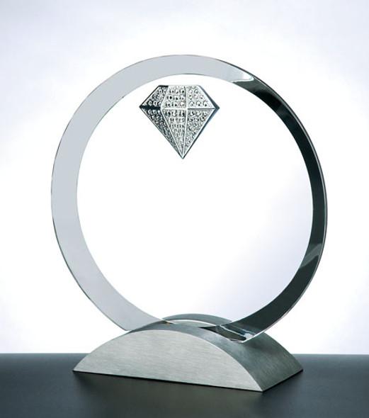 LUXURY DIAMOND CIRCLE