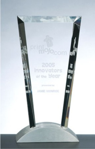 VISION CRYSTAL AWARD