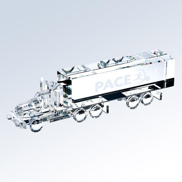 Crystal 18 Wheeler Truck