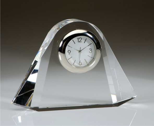 OVER THE RAINBOW CRYSTAL CLOCK