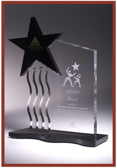 Acrylic Award LS3