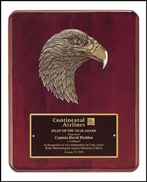 Eagle Award Plaque