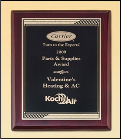 Progressive Achievement Plaque
