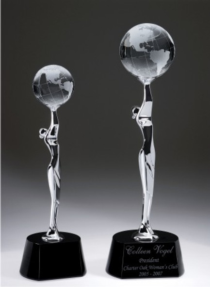 Global Celabration Crystal Award