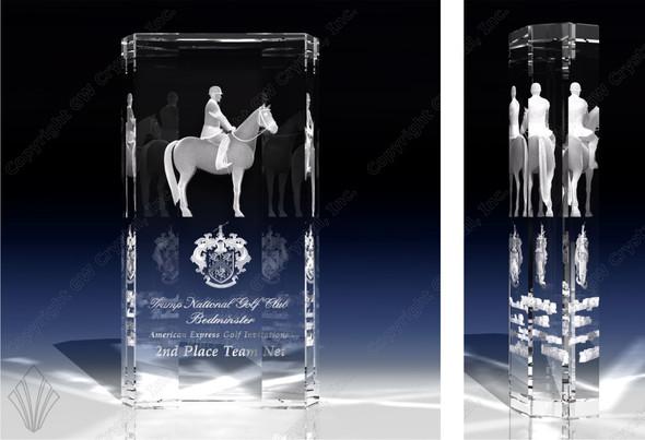 Classic Award (3D Crystal, Optical)