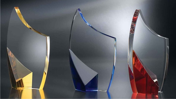 Le Trance Optical Crystal Award