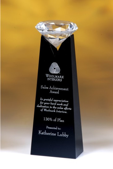 Rising Diamond Crystal Award