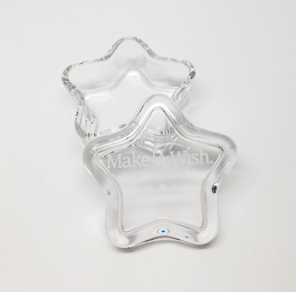 Crystal Star Trinket box