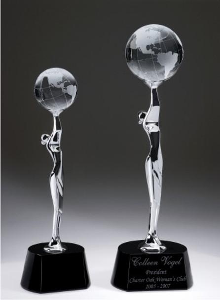 Global Celabration Crystal Award