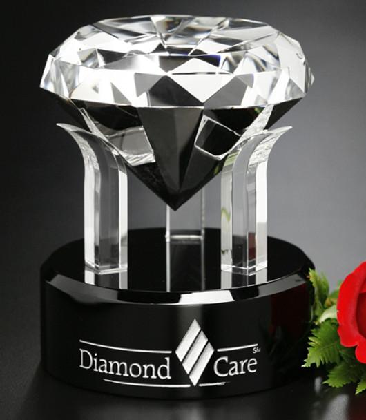 Radius Diamond Crystal Award