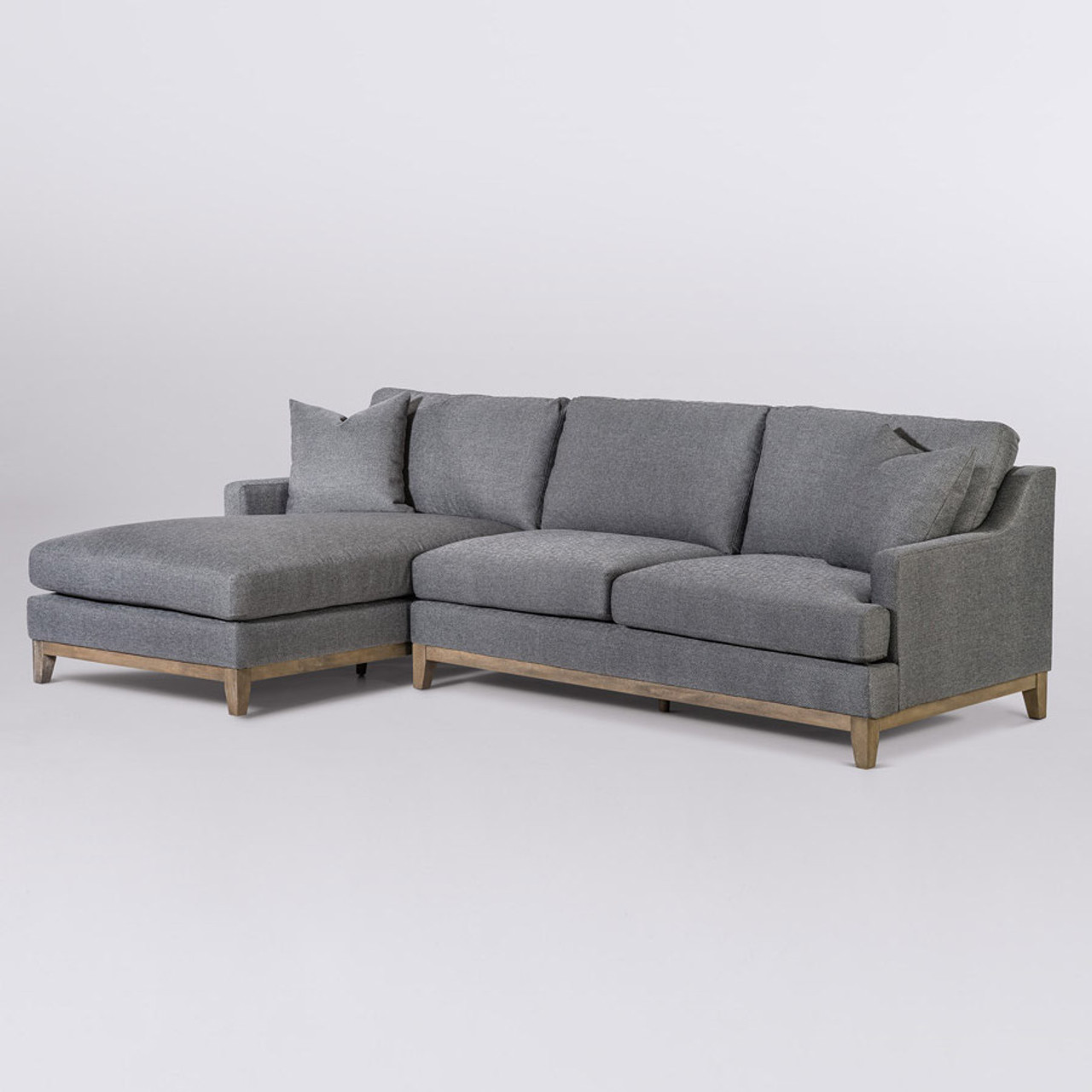 Awe Inspiring Grant Sectional Left Arm Facing Cjindustries Chair Design For Home Cjindustriesco