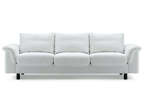 Stressless e-300 sofa white